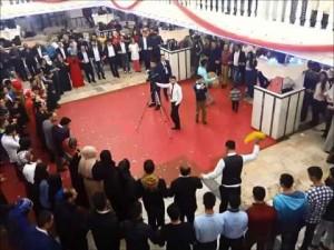 Mardin'de Nişan Düğün