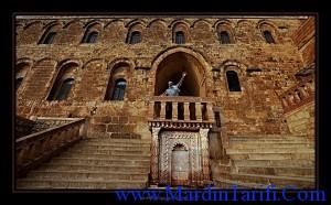 Mardin Deyrulzafaran Manastırı 4