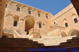 Mardin Deyrulzafaran Manastırı 5