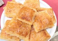 Mardin Peynirli Baklava Tarifi