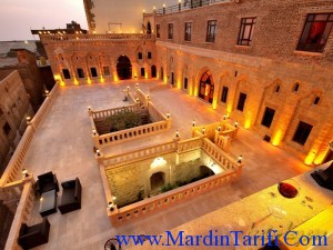 Mardin Tarihi Firdevs Köşkü 1