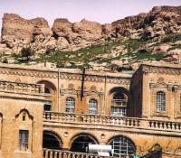Mardin Tarihi Firdevs Köşkü