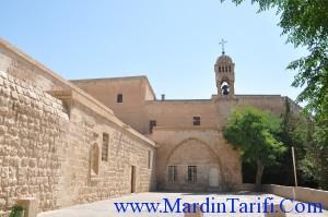 Mor Behnam (Kırklar) Kilisesi