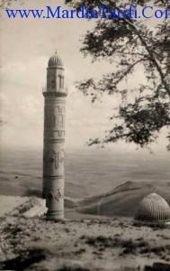 mardin cami eski resimleri