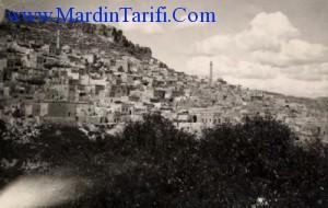 tarihi resim mardin