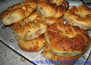 Mardin Çöreği Kilice
