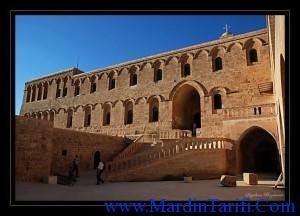 Mardin Deyrulzafaran Manastırı 1
