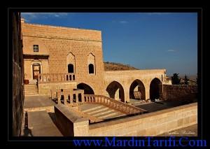 Mardin Deyrulzafaran Manastırı 2
