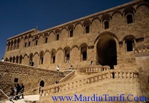 Mardin Deyrulzafaran Manastırı 3