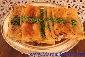 Mardin Kahiye Tatlısı Tarifi