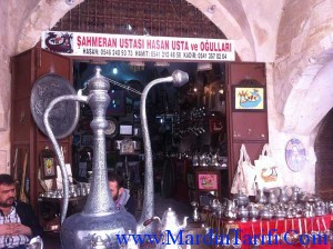 Mardin Revaklı Çarşı 1