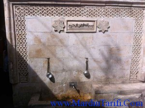 Mardin Revaklı Çarşı 4