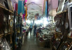 Mardin Revaklı Çarşısı