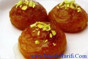 Mardin züngül tatlısı tarif