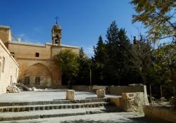 Mardin Mor Behnam (Kırklar) Kilisesi