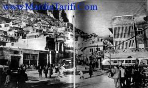 Mardin Cumhuriyet meydanı