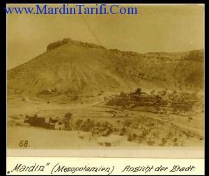 Mardin Kale 1917