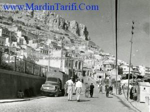 mardin eski şehir resmi