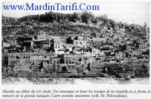 mardin tarihi kale resmi